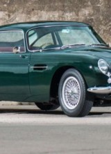 Aston Martin DB4 'Series V' Vantage At Auction