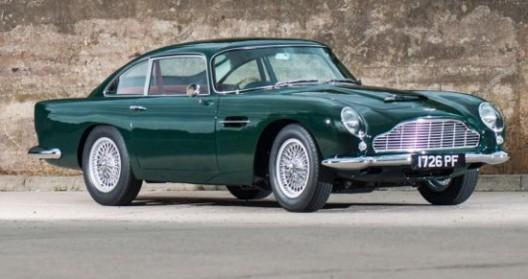 Aston Martin DB4 'Series V' Vantage