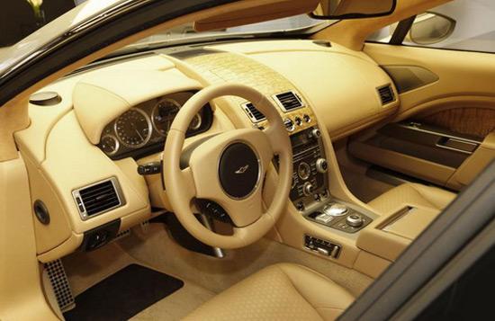 Aston Martin Lagonda Taraf Limited Edition Will Cost You 11