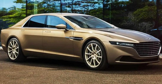 Aston Martin Lagonda Taraf Limited Edition Will Cost You $1.1 Million