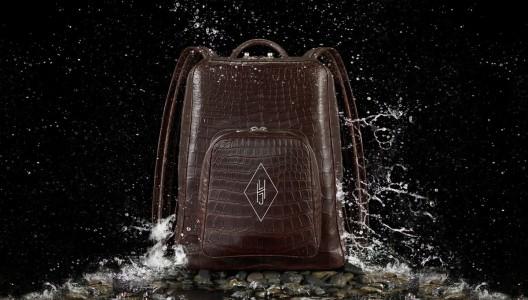 Men's Luxury Bags by H.L. James