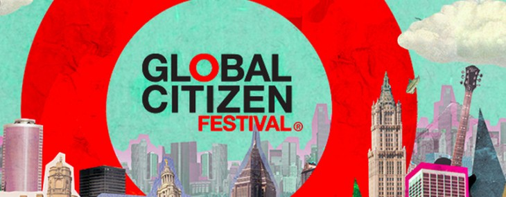 Meet Beyonce? With Two Premier Global VIP Tickets to the Global Citizen Festival