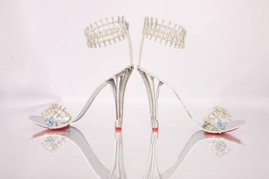 Beyonce's Diamond $312,000 Heels