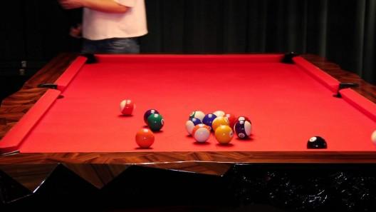 Boca do Lobo's The Royal Snooker Table