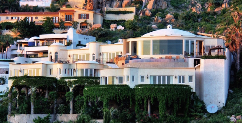 Casa Esperanza - Magnificent Cliffside Villa In Mexico Listed For $4.3 Million