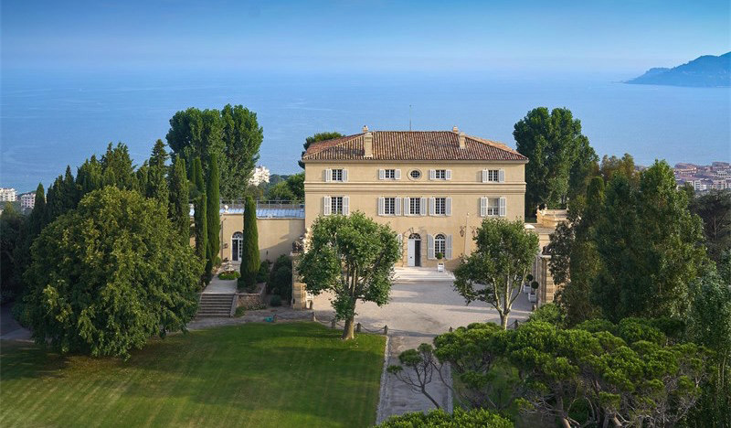 Legendary 'Castle of La Croix des Gardes' On Sale