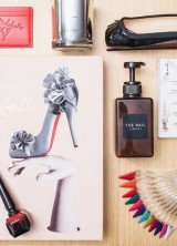 Christian Louboutin's New Package at The Upper House Hotel, Hong Kong