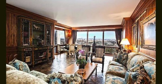 Cristiano Ronaldo Splashed Out $18,5 Million On Pad In Trump Tower