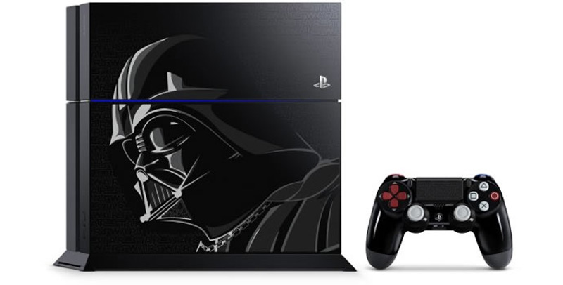 Limited Darth Vader-Inspired PS4 Edition