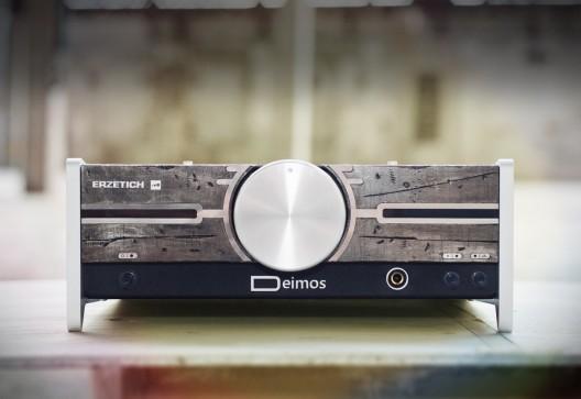 Deimos - Erzetich Audio's Headphone Amplifier