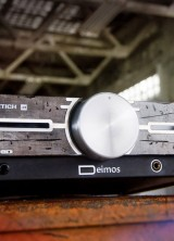 Deimos - Erzetich Audio's Headphone Amplifier