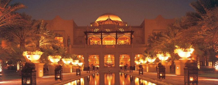 Dubai's One&Only Royal Mirage – Place Where Magic of Old Arabia Comes Alive