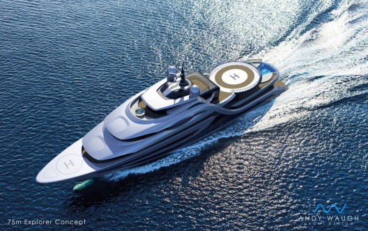 Expedition, A New Luxury Explorer Yacht