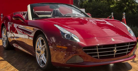 Ferrari California T Tailor Made Special Edition