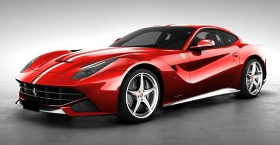 One-Off Special Ferrari F12 Berlinetta SG50