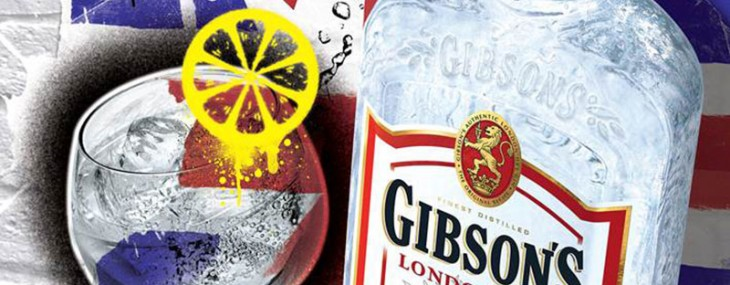The London Dry Gin GIBSON'S – Limited Edition