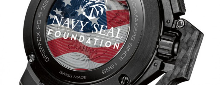 GRAHAM Partners With The Navy SEAL Foundation