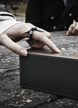 Grain Audio's PWS – Portable Wood Crafted Bluetooth Speaker