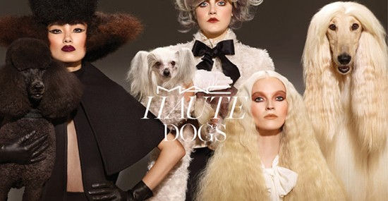 """Haute Dogs"" – MAC's Autumn/Winter 2015 Beauty Collection"