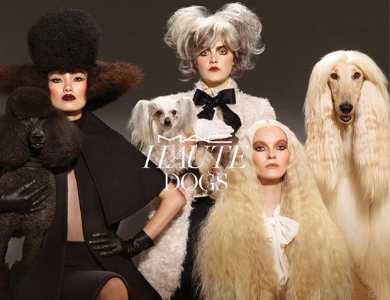 """Haute Dogs"" - MAC's Autumn/Winter 2015 Beauty Collection"