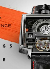 Beautiful Hautlence Vortex Watch