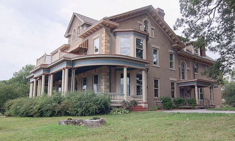 Italianate Mansion On Sale For Just $425K
