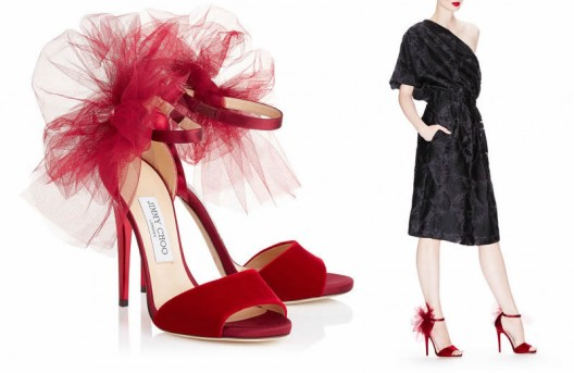 Jimmy Choo's Ballet Inspired Autumn Winter 2015 Shoe Collection