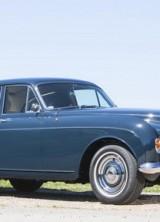 "Keith Richards' Bentley ""Blue Lena"" At Bonhams Auction"