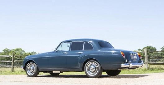 "Keith Richards' Bentley ""Blue Lena"""