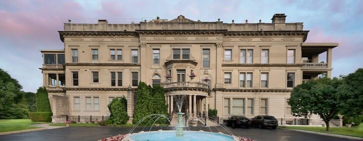 Lake Geneva Stone Manor Penthouse To Be Auctioned