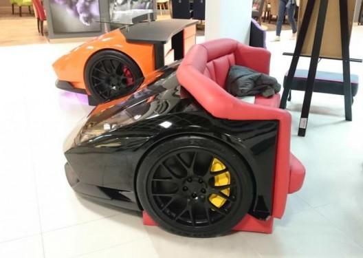 Lamborghini Sofa by Design Epicentrum