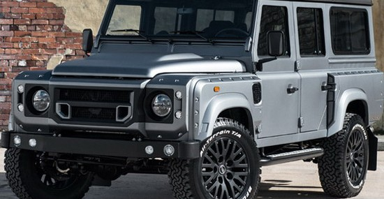 Land Rover Defender 2.4 TDCI XS 110 By Chelsea Wide Track