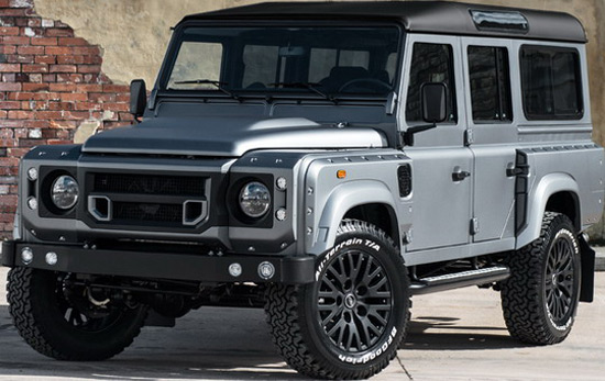 Land Rover Defender 2.4 TDCI XS 110