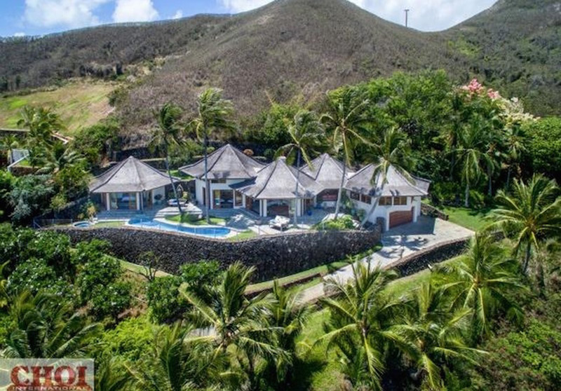 Lanikai Hillside Estate For Sale