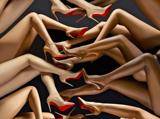 "Louboutin Added New Shades Of ""Nude"""