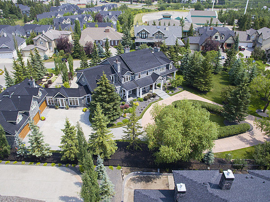 The Manor House In Calgary Listed For $12.25 Million