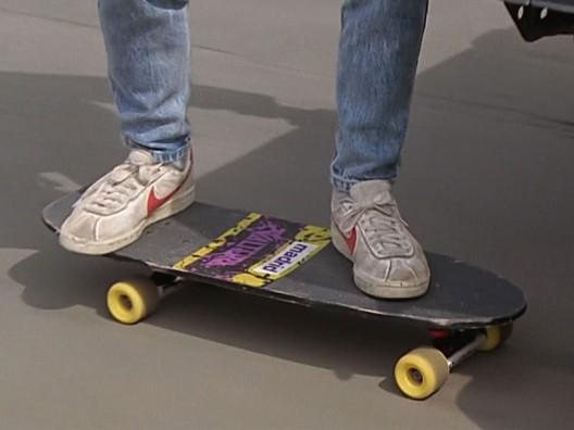 30th Anniversary Final Limited Edition Marty McFly Valterra/Madrid Skateboard