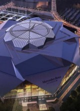 Atlanta Falcons From Now Will Play At Mercedes-Benz Stadium