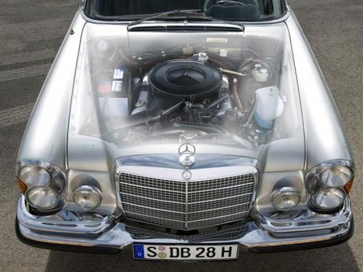 Mercedes S-Class Convertible