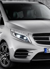 Mercedes V-Class AMG Line Package