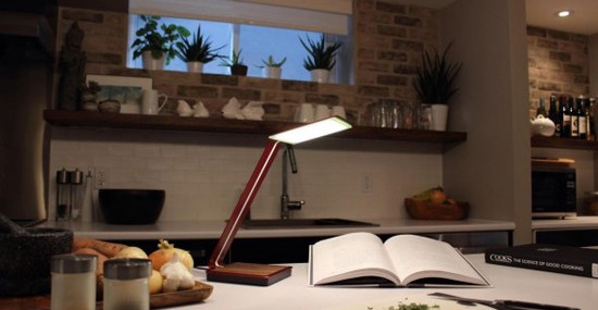 Aerelight OLED A1 Desktop Lamp Lasts 18 Years