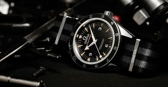 Omega Seamaster 300 Spectre – James Bond's Watch On Sale In September