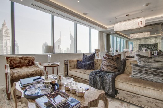 Opulent Duplex Penthouse