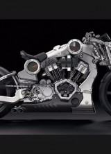 Awesome Bike – Confederate Motorcycles P51 G2 Combat Fighter