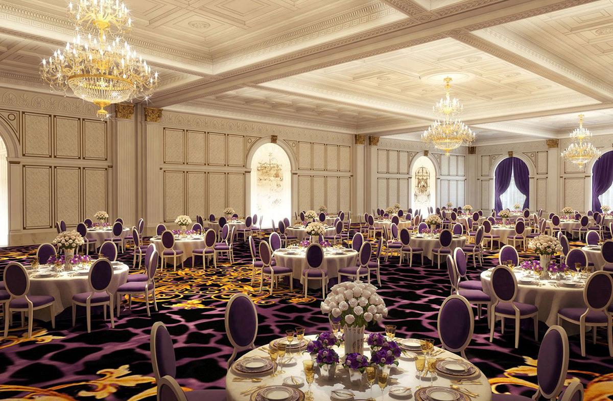 Palazzo versace dubai to open in march 2016 extravaganzi for Most expensive hotel in dubai 2016