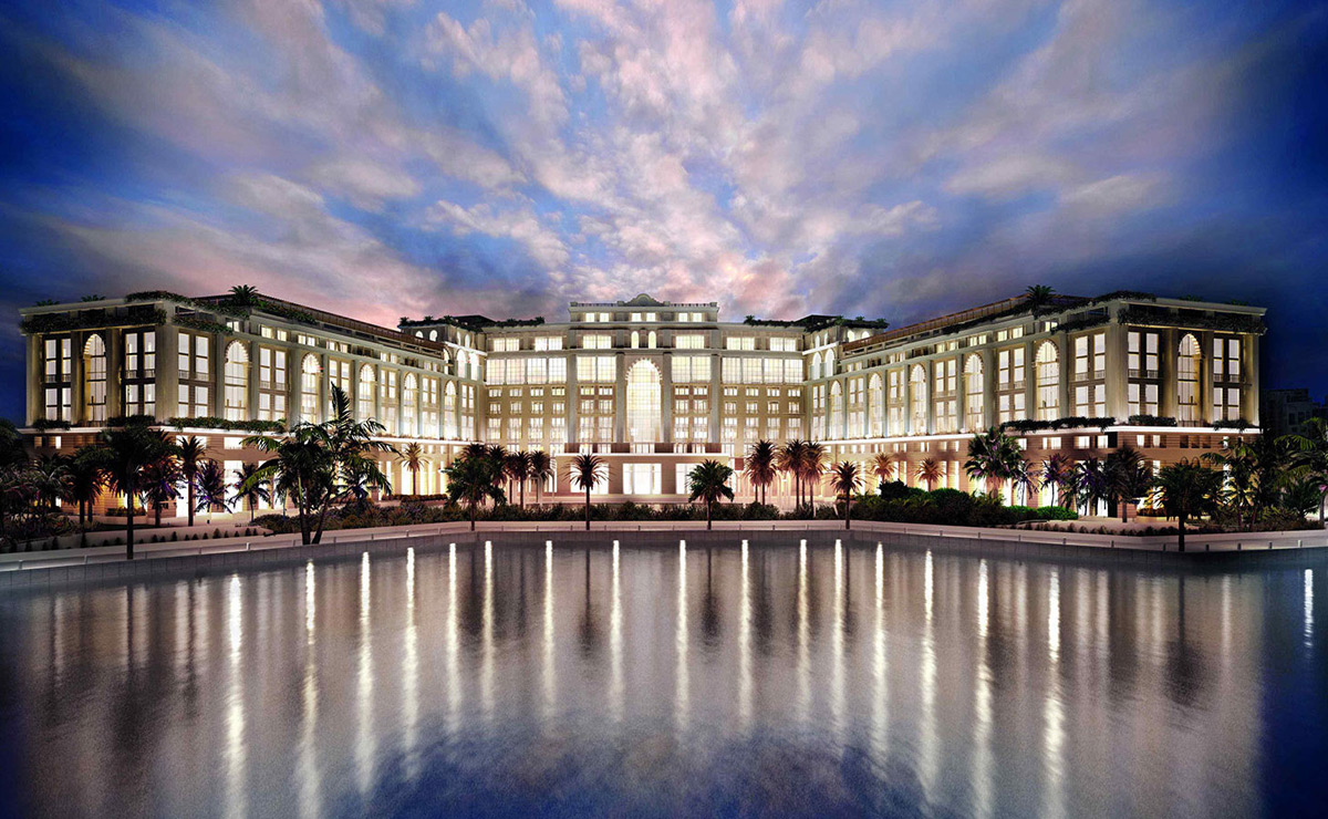 Palazzo Versace Dubai To Open In March 2016