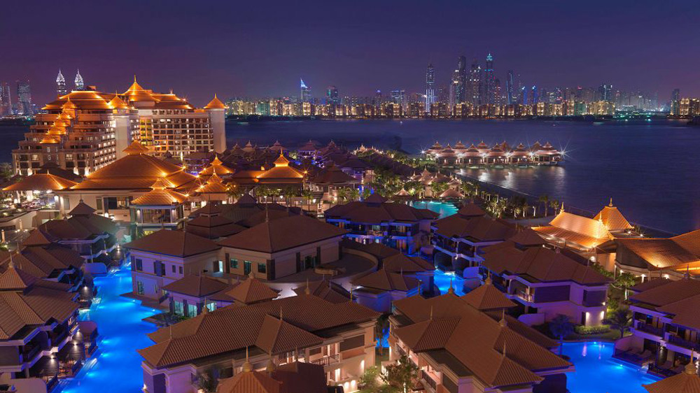 Anantara dubai the palm resort spa palm jumeirah hotel for Dubai resorts