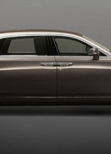 Rolls-Royce Ghost Chengdu-Panda