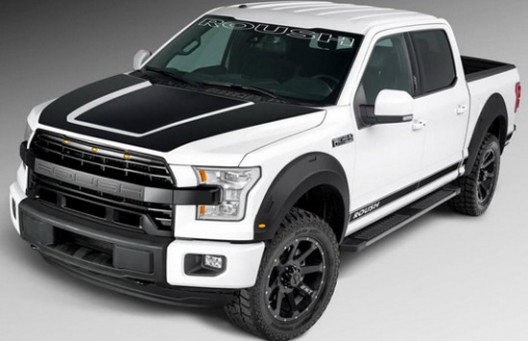 roush performance ford f 150 edition extravaganzi. Black Bedroom Furniture Sets. Home Design Ideas