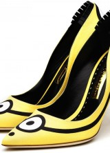 Sandra Bullock's Minion Shoes Raised $42,425 For Charity